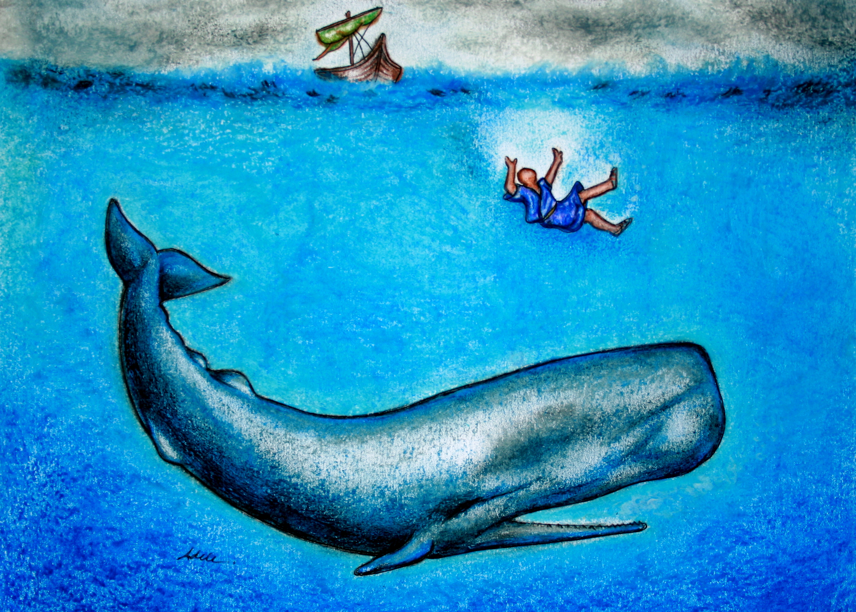 Post Easter Thoughts From The Book Of Jonah Part One Shepherding All God S Creatures