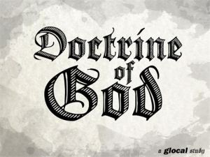 Doctrine of God  by Jonathan Sorensen Compliments of CreationSwap