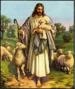 The Good Shepherd free media from Wikimedia Commons