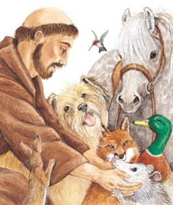 World Day of Prayer for the Animals - St Francis Day - October 4th, 2015