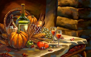 Free Thanksgiving Wall Paper