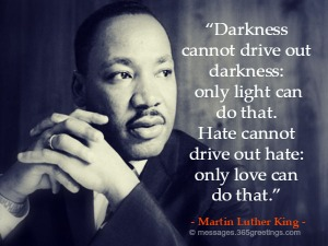 Martin Luther King Famous Quote